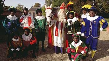 Groot st. Nicolaasfeest bij VVIJ