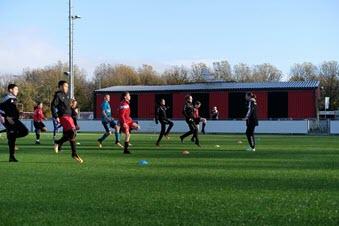 Drukbezochte Open Dag voetbalschool John van Loen