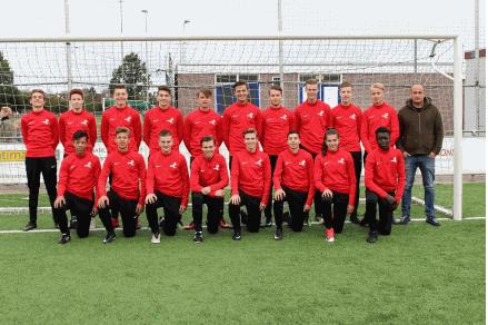 JO17-1 finale nacompetitie 16 juni, in Soest