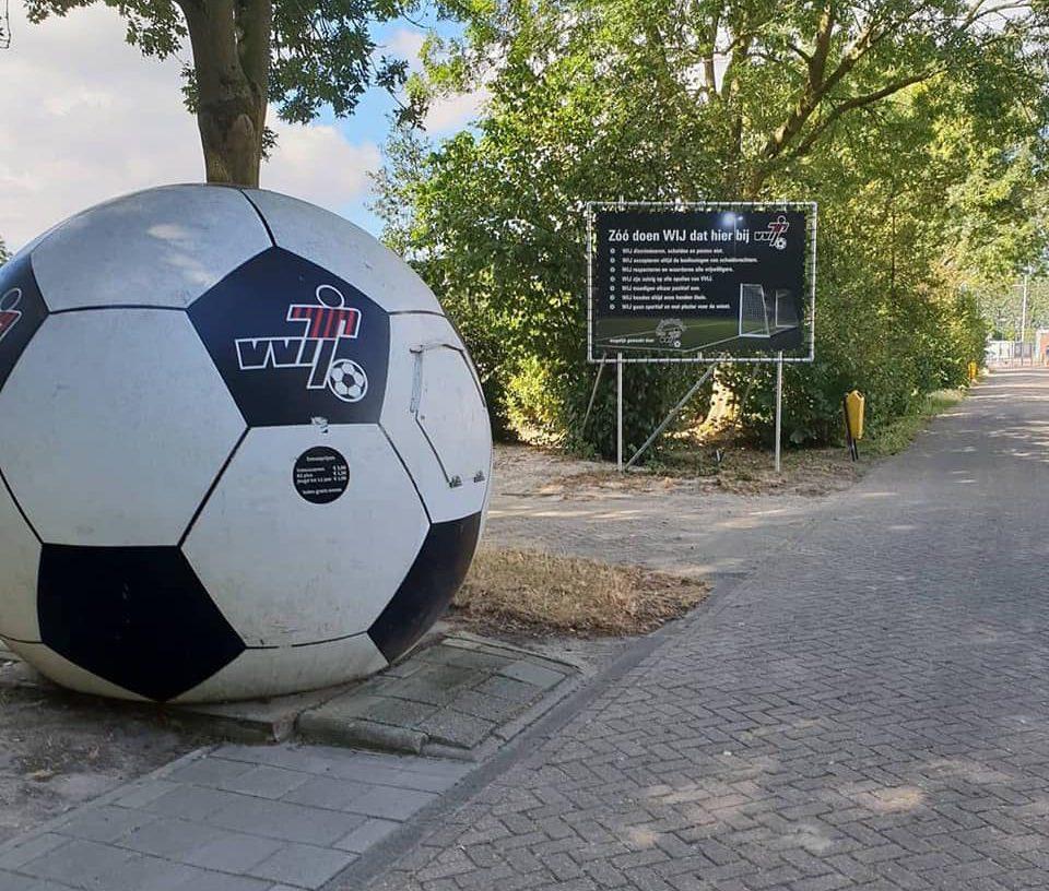 Sportpark VVIJ - clubhuis vanaf 8 juli/sportpark vanaf 22 juli gesloten