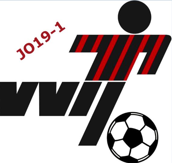 VVIJ O19-1 richting promotiepoule hoofdklasse