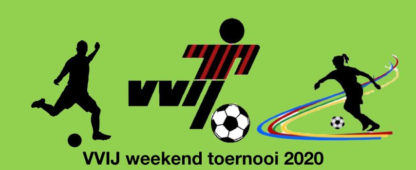 VVIJ toernooiweekend 2020 JO8-JO11 & MO13-MO19