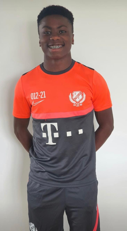Transfernieuws: Bright van Dijk (JO13) naar FC Utrecht