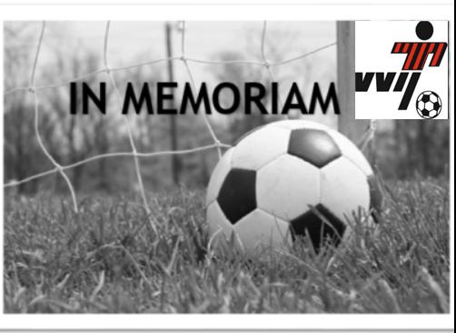 In Memoriam - Han van der Horst