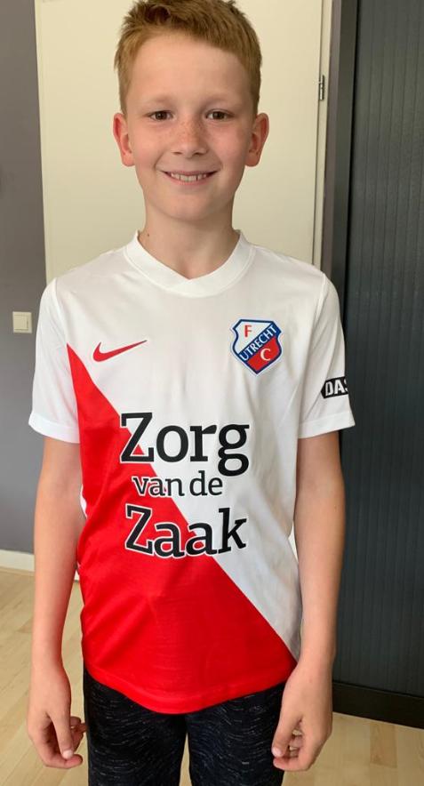 Job Hudig (JO10-1) naar FC Utrecht Academie